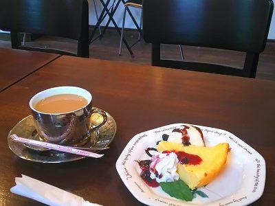 ベークド チーズ ケーキ 【クロロッポ】