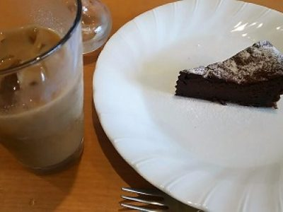 かぼちゃのプリン チョコレートケーキ 【ダンデライオン】